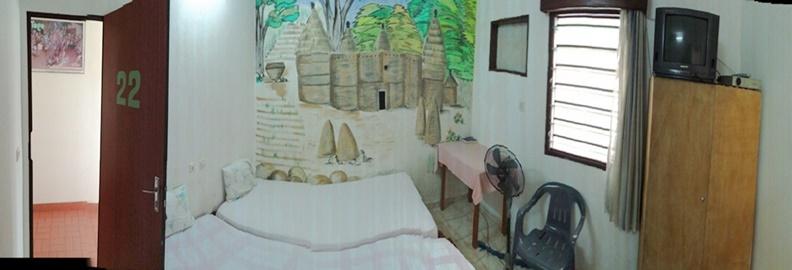 Chambre 24 Lome